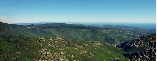 Panorama Ferrta Magliolo