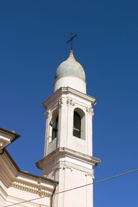 Campanile Chiesa Santi Cosma e Damiano