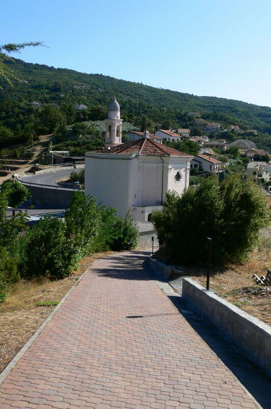 Chiesa dei Santi panorama