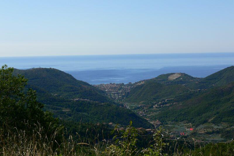 Panorama da Magliolo