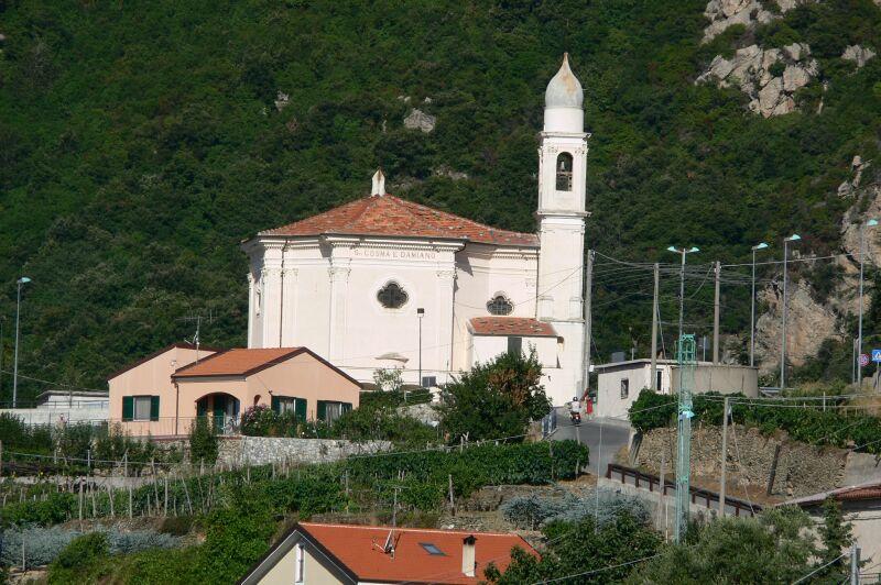 Santuario dei SS. Cosma e Damiano
